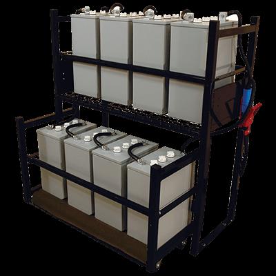 Tủ bảo vệ & phân phối DC/AC